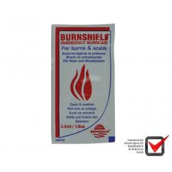Dosette gel brûlure 3.5ml BURNSHIEL