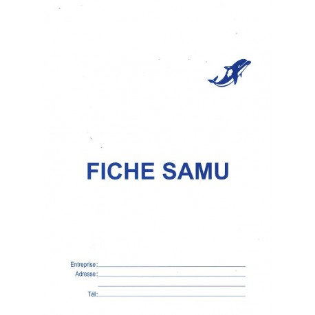 FICHES D'INTERVENTION SAMU