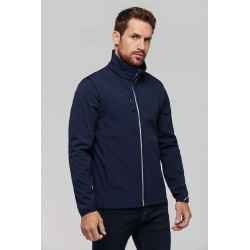 VESTE SOFTSHELL A MANCHE DETACHABLE
