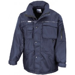 VESTE PARKA HOMME AMBULANCIER