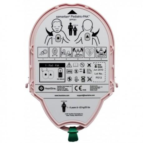 Batterie electrodes PEDIA SAMARITAN