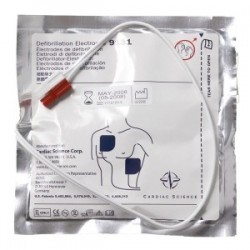 ELECTRODES ADULTE  DSA AED G3