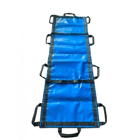 TRANSFERT PORTOIR SOUPLE PVC BLEU