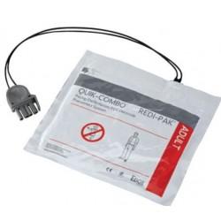 Paires Electrodes ADULTE LIFEPAK 500 & 1000