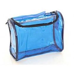 Sac bleu LATEX transparent LAXAN