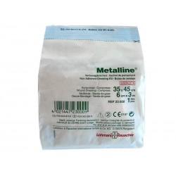 Pansement Metalline 35 x 45