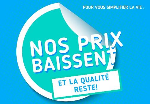 Nos Prix Baissent